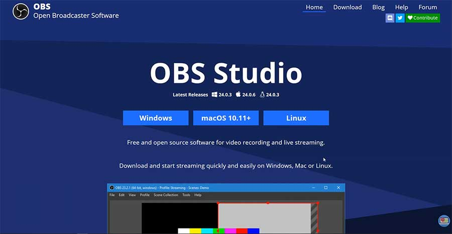 How to Record Your Screen on Windows - OBS Studio