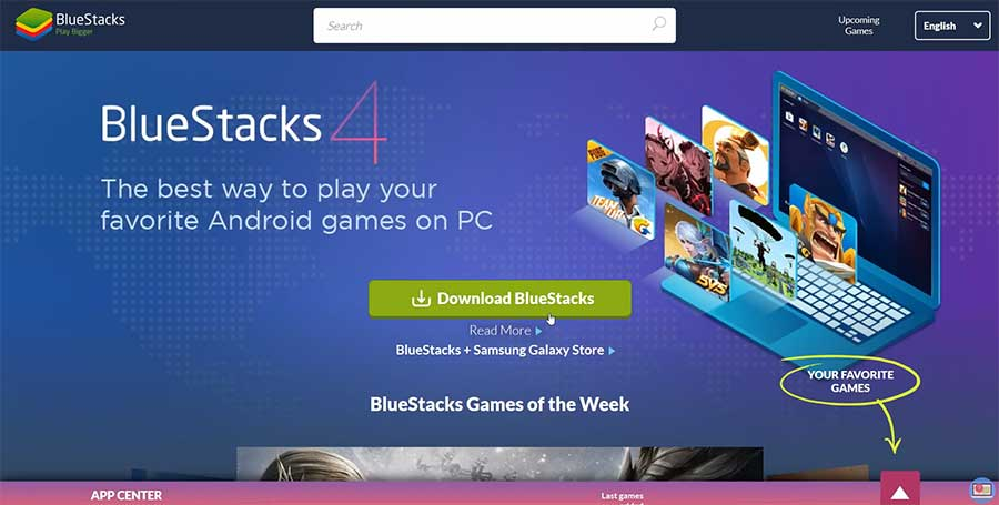 How to Run Android Apps on PC - BlueStacks