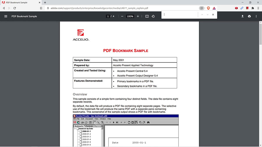How to Word Search a PDF Document